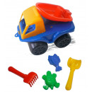 Toys - TRUCK WITH BOAT BEACH SET +