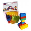 Games - BLOCKIS 12 pieces Mesh