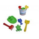 wholesale Dolls &Plush: Toys - CUBE SET BEACH WITH BOAT +