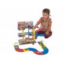 Speelgoed - 3  verdiepingen met PARKING SPOREN