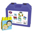 wholesale Blocks & Construction: Toys - XL  Combisticker Família 30 pieces