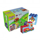 wholesale Blocks & Construction: Toys - Farm  Combisticker 56 pieces