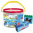 wholesale Blocks & Construction: Toys -  Combisticker Mar 104 pieces