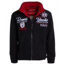 wholesale Coats & Jackets: Men bounded fleece jacket