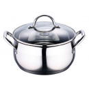 wholesale Microwave & Baking Oven: Stainless Steel  Saucepan 5.0 liter / induction pot