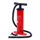 Double action hand pump air pump