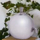 mayorista Decoracion, jardin e iluminacion: Acero inoxidable  bola aceite de la lámpara Ø 25 cm