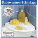 groothandel Badmeubilair & accessoires: Wenko badkuipen  hoekplank badkamer plank plank