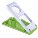 groothandel Keukenhulp: Eiersnijder groen  / wit Mozzarella Slicer