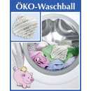 wholesale Laundry: WENKO Eco Washing  Ball Ø 10 cm laundry ball  White