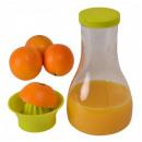 groothandel Keukenapparatuur: Karaf met  citruspers deksel en  groene