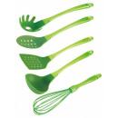 5 pcs. Kitchen Gadgets Set ladle, spatula