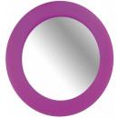 grossiste Miroirs: WENKO Wall Mirror  Tropic Violet 50 cm Ø