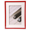 grossiste Images et cadres: Henzo bois cadre  photo 20x30 cm PIANO  Red