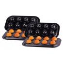 wholesale Kitchen Electrical Appliances: 2er SET Pop Cake-  Popcakeform incl. 15 stems