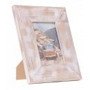 grossiste Images et cadres: Henzo bois cadre  photo 10 x 15 cm INDE  blanc