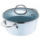 wholesale Pots & Pans: Saucepan with lid  2,2 liter ceramic coating