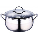 wholesale Microwave & Baking Oven: Stainless Steel  Saucepan 8.0 liter / induction cro