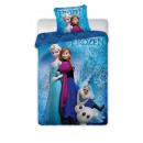 grossiste Linge de lit & Matelas: housse de couette  imprimee Frozen 1400x200cm