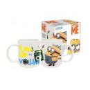 grossiste Autre: Mug Minion 23.7cl boite cadeau