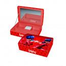 grossiste Boîtes et presentoirs bijoux: Boite à bijoux  Miraculous Ladybug 19x15cm