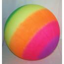 groothandel Ballen & clubs: Jumbo Ball Regenboog in het net