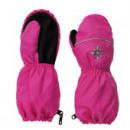 Fausthandschuhe, pink (Größe: 6)
