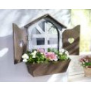 Wand-Blumenkasten Heimat