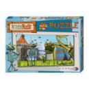 NORIS RitterRost Puzzle 48 Teile