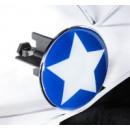 groothandel Badmeubilair & accessoires: Sink stopper  XL  Star  lichtende nachtwolken