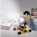LED-Baustrahler mit Akku