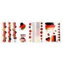 grossiste Gadgets et souvenirs: Famille Body Tattoo Kit Allemagne