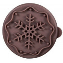 grossiste Gratin moule a patisserie: Birkmann Cookie Stamp Snowflake