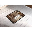 grossiste Tapis & Sols: Paillasson  Gourmet , 58x78 cm