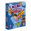 Ariel Ladens Kookoo Puzzles-Flugspaß