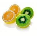 """nagyker Takarítás: Többfunkciós  szivacsokat """"gyümölcs"""", 4 db-os"""