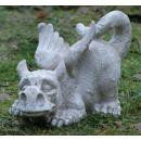 Resting Gargoyle Dragon