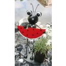 groothandel Bloemenpotten & vazen: Mier met meloen en bloempot