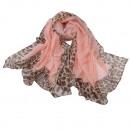 grossiste Jouets: écharpes écharpe  design foulards châle  Leopard  C