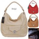 Großhandel Taschen & Reiseartikel: Damentasche  Handtasche Tasche in 3 Farben