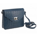 Echtleder Messenger Ledertasche Tasche Damentasche