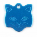 wholesale Pet supplies: Aluminum sheet pet cat. LIGHT BLUE