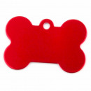wholesale Pet supplies: Aluminum sheet for dogs and pets. RED