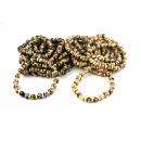 grossiste Bijoux & Montres: bracelets  élastiques os. Lot assortiment