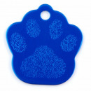 wholesale Pet supplies: Aluminum sheet  Footprint pet DARK BLUE