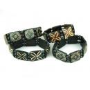 groothandel Sieraden & horloges: Vierkant gesneden  been kralen armbanden