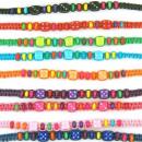 grossiste Bijoux & Montres: bracelet macramé  modèle de couleur enfant donné