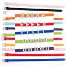 groothandel Sieraden & horloges: 260 Starter Kit en  50 letters strass armbanden 8 m
