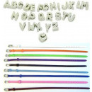 groothandel Sieraden & horloges: 260 Starter Kit  strass letters en 50 armbanden 6 m