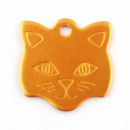wholesale Pet supplies: Aluminum sheet pet cat. GOLDEN